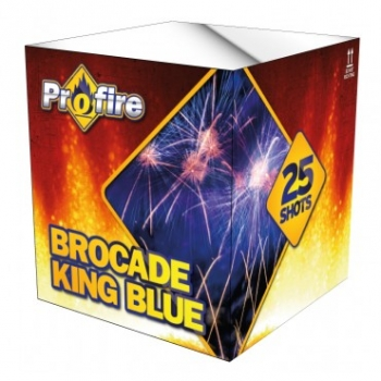Evolution Brokat King Blue 2er VE