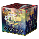 Xplode Colorful Glittering Willow